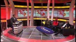 TNL with Robert Marawa - Doctor Khumalo & Reneilwe Lesholonyane