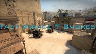 Fast Mirage T Smokes