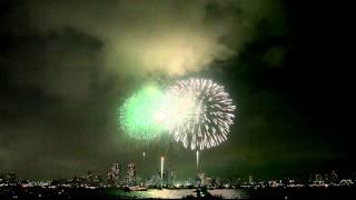 東京湾花火大会 2012/8/11