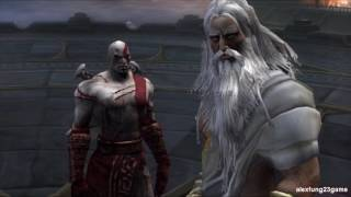 God of War 2 HD - Full Story version (Part 2 Betrayed by Zeus)