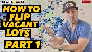 How To Wholesale Land (NOT HOUSES) - PART 1