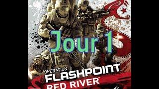 Opération FlashPoint : Red River - Jour 1 [1080p Hd / Fr]