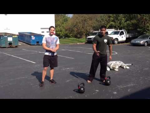 The 10,000 Rep Swing Challenge (Dan John): Kettlebell Workout Of The Week