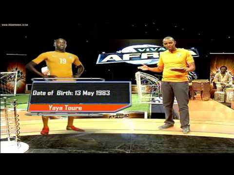 Viva Africa Citizen TV's AFCON Show Begins