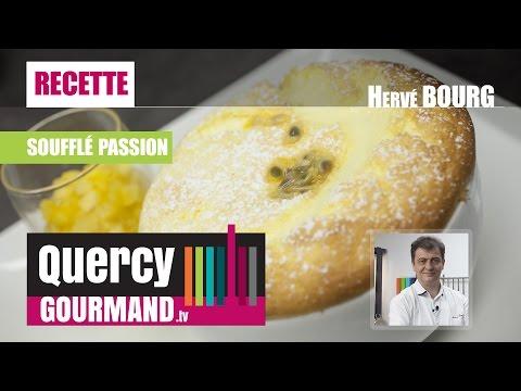 Recette : SOUFFLET PASSION – quercygourmand.tv