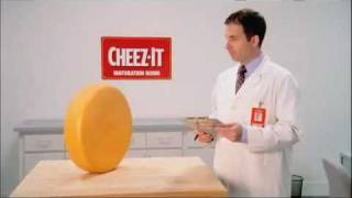 Cheez-It Commercial: Nacho Nacho