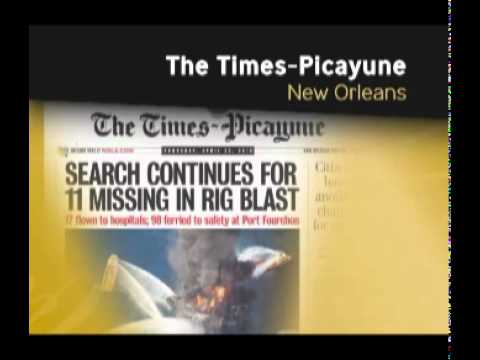 The Times-Picayune, New Orleans