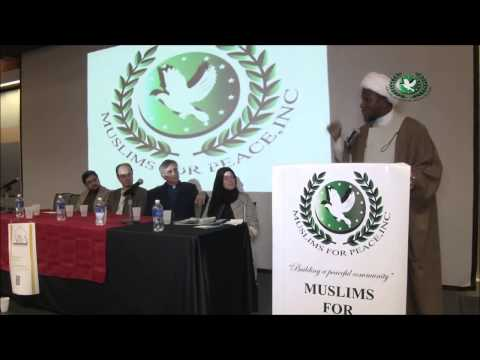 Sheikh Abdul Jalil - Prophet Muhammad Day 2014  https://www.muslims4peace.org