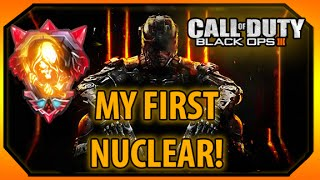 "Black Ops 3 : MY FIRST NUCLEAR ""INSANE NUCLEAR"" (Bo3 Nuclear Multiplayer)"