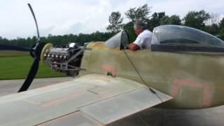 p51 mustang kit plane