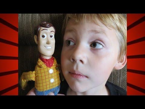 Water Bottle Battle Vs Woody Toy Story 4 Parody - Pixar Disney