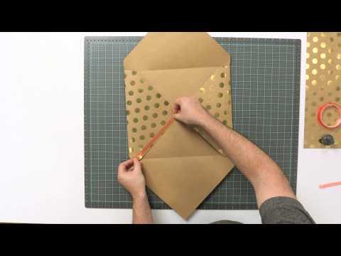 Template Studio Stater Kit Envelope Tutorial