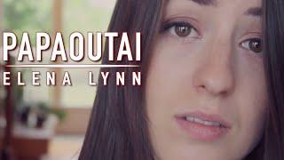 Papaoutai | Stromae | Female Cover | Elena Lynn Ft. Olivier Versini