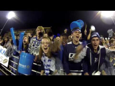 Charlotte Latin School Stadium Demo