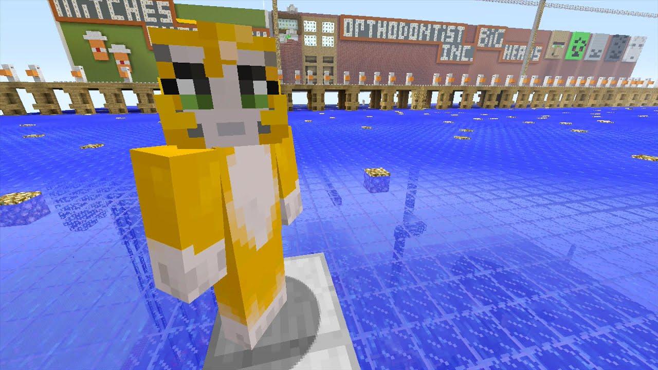 Minecraft Xbox Finding Nemo Stampy Catfish 2 YouTube