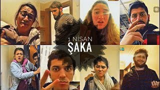 Gambar cover #1Nisan #Şaka 1 NİSAN ŞAKA