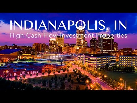 Indianapolis, IN High Cash Flow Investment Properties