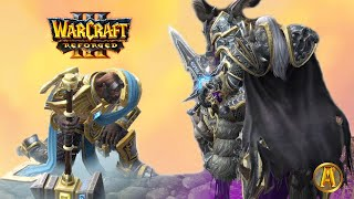 Arthas Kills Uther - Death Cutscene [Warcraft 3: Reign of Chaos]