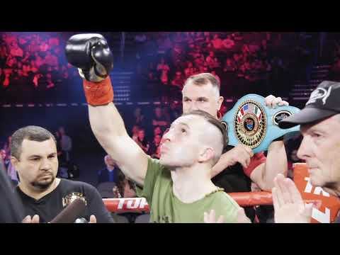 "Egidijus ""The Mean Machine"" Kavaliauska V. Roberto Arriaza Highlights"