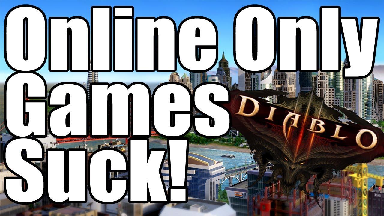 Online Games Suck
