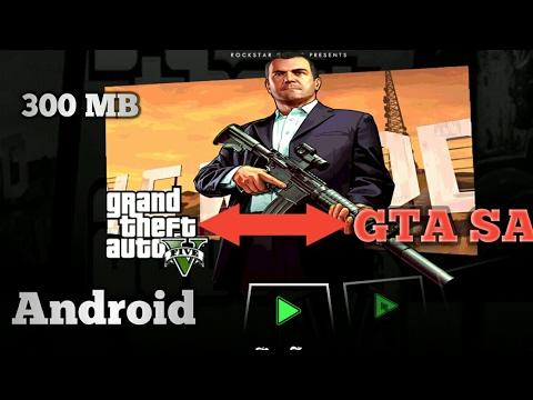 gta san andreas for android (gta 5 mod)