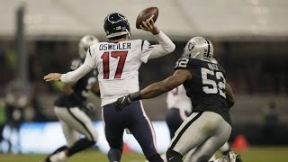 NFL Playoff AFC Wild Card Raiders vs Texans Prediction