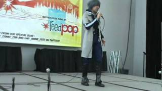 NYAF+NYCC 10-15-2011: Mario Bueno - Heart of Sword - Yoake Mae