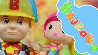 Naprawa Samochodu | Bob Budowniczy & Barbie w świecie gier | Bajki dla dzieci
