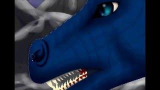 Eragon: Saphira - Speedpaint