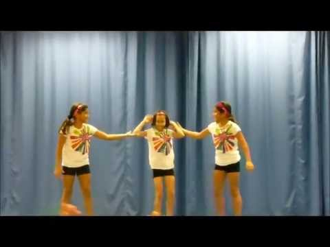 Firework Gymnastics Dance Talent Show 2013