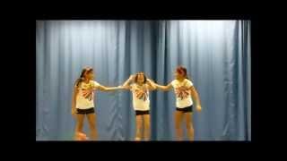Firework Gymnastics Dance Talent Show 2013