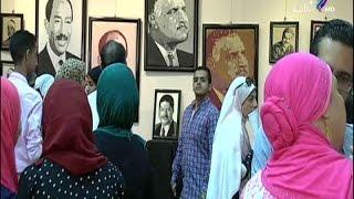 صباح البلد | معرض لأعمال ومنتجات طلاب الفرقة الثالثة بكلية الفنون التطبيقية