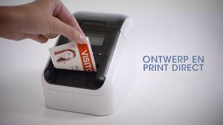 QL labelprinters van Brother