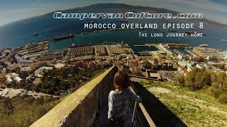 VW T25/T3/Vanagon/Syncro Morocco Overland Episode 8 – The long journey home.