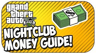 GTA Online: Nightclub MONEY MAKING GUIDE! (After Hours DLC)