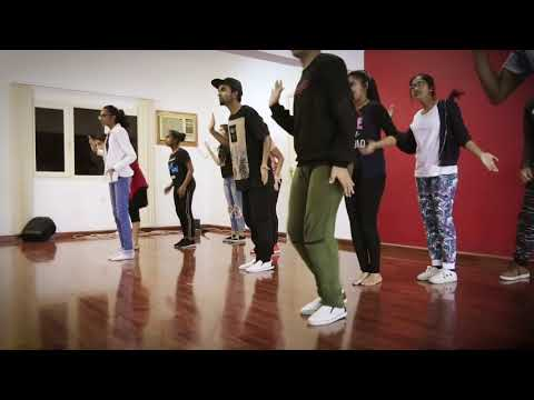 Zingaat Dance Cover | DHADAK | AURA ARTS CENTRE.