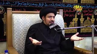 السيد منير الخباز - مقارنة بين دعاء أمير المؤمنين وزين العابدين عليهما السلام