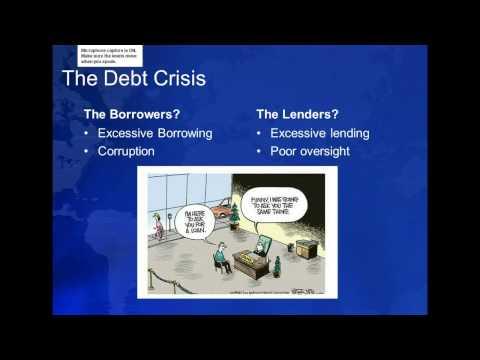 4.2 The Debt Crisis