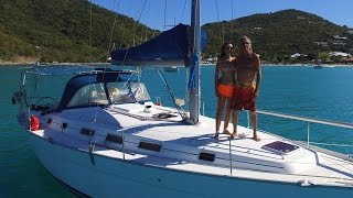 Parade in Grand Case and New Creek Discovery by Sailing JAEKA, week 28