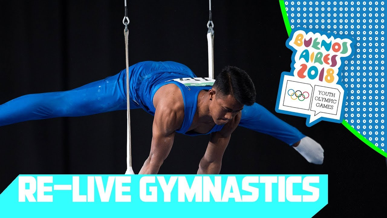 RE-LIVE | Day 08: Artistic Gymnastics | Youth Olympic Games 2018 | Buenos Aires