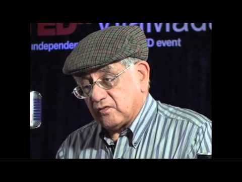 Ecological economics: the role of emergy methodology: Enrique Ortega at TEDxVilaMadá