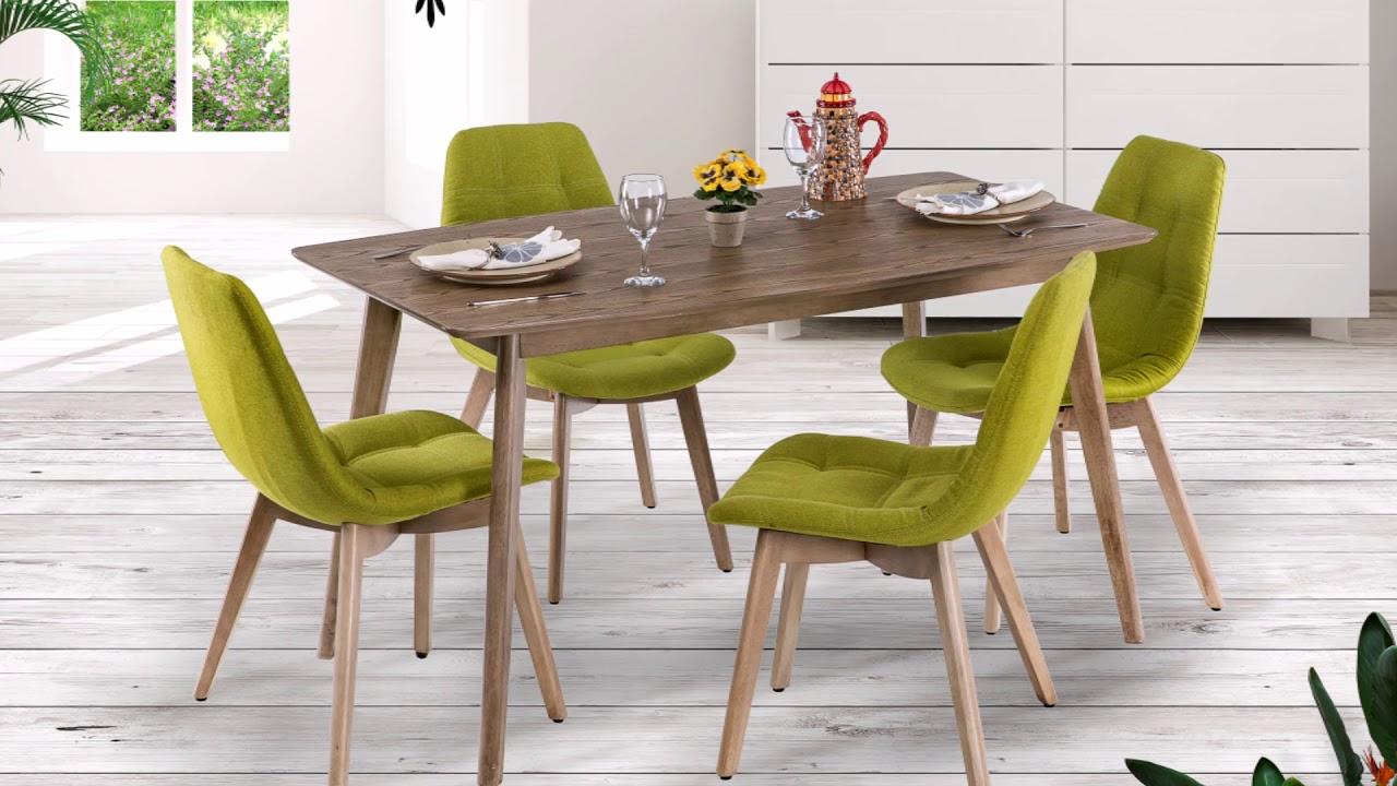 Mutfak Masa Ve Sandalye Takimlari