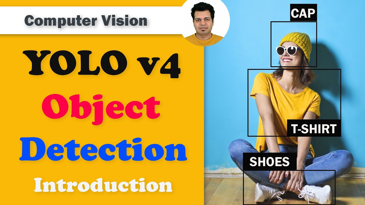 YOLOv4 Object Detection Crash Course | YOLO v4 how it works and how to build it