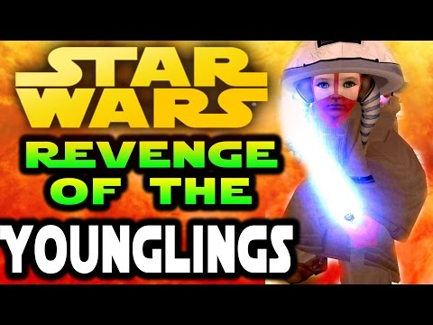 REVENGE OF THE FIFTH: ANAKIN VS YOUNGLINGS [Star Wars Jedi Academy]