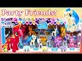 My Little Pony The Movie Toys Friendship Festival Party Friends Collection Pack Toy Review