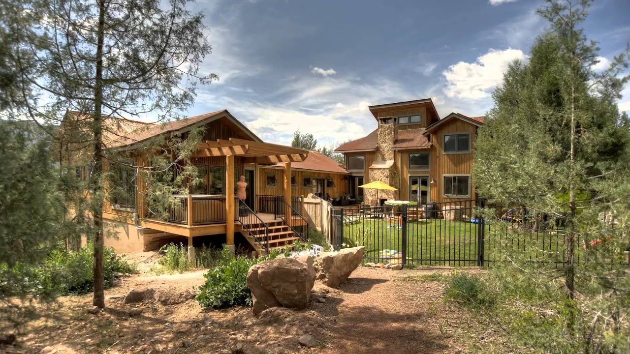 7532 cr 250 durango colorado a mountain modern dream for Colorado dream home