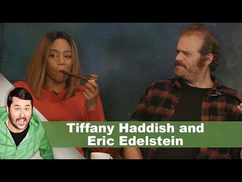 Tiffany Haddish & Eric Edelstein | Getting Doug with High
