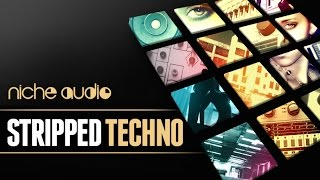 Stripped Techno Maschine Expansion Ableton Live Pack - From Niche Audio