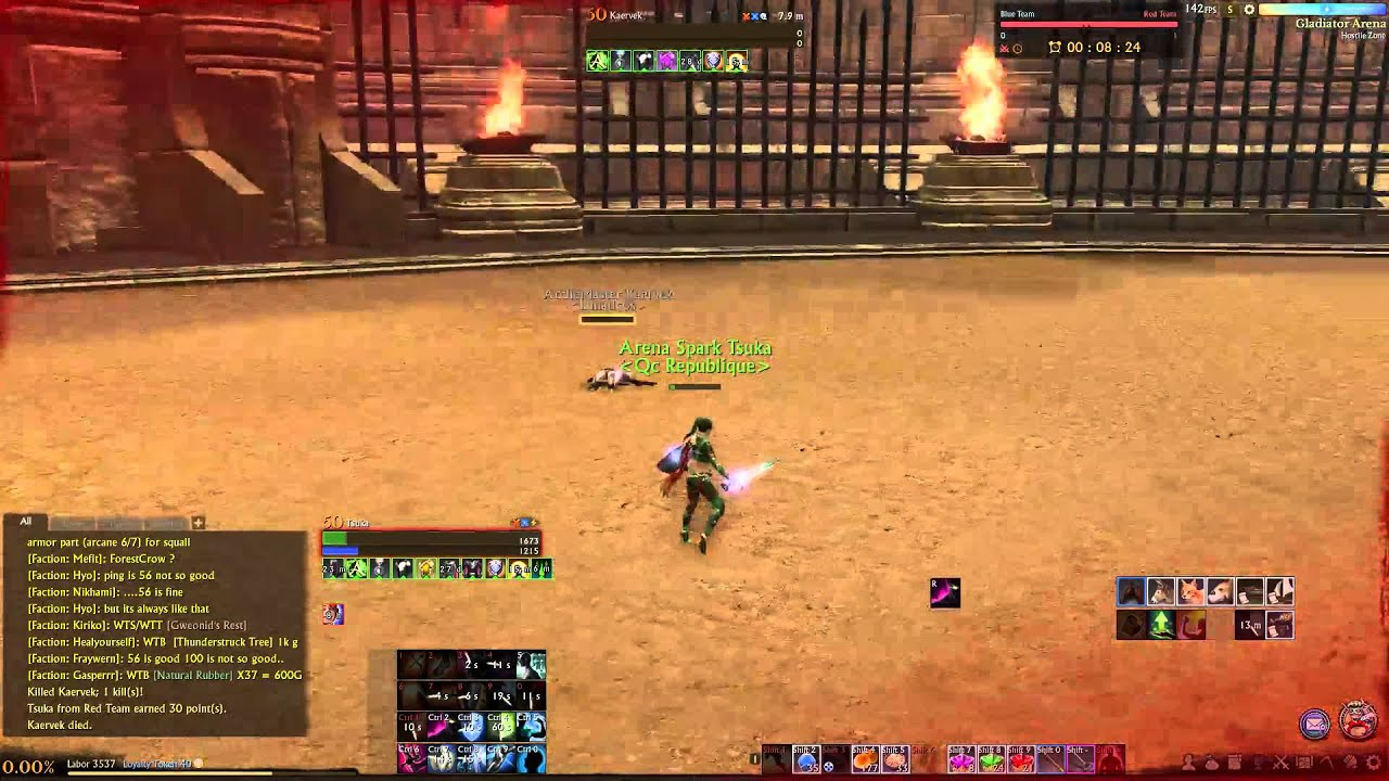 archage 2.9 how to get to lvl 50