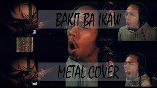 Bakit Ba Ikaw - Michael Pangilinan | ROCK/METAL COVER | REEVE